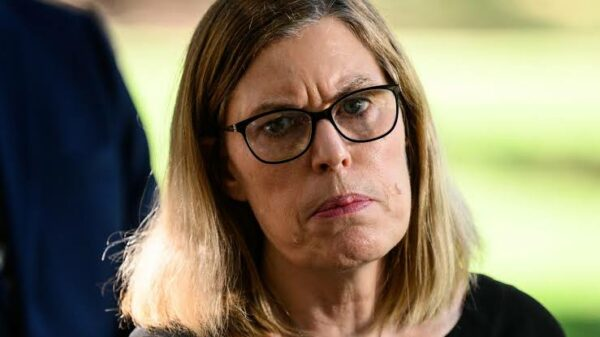 NSW Chief Health Officer Just About Fucking Had It
